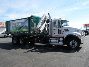 consider the accessibility of the dumpster at drop-off and pick-up when comparing the bagster vs. dumpster rental