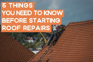 5 Things You Need To Know Before Starting Roof Rep